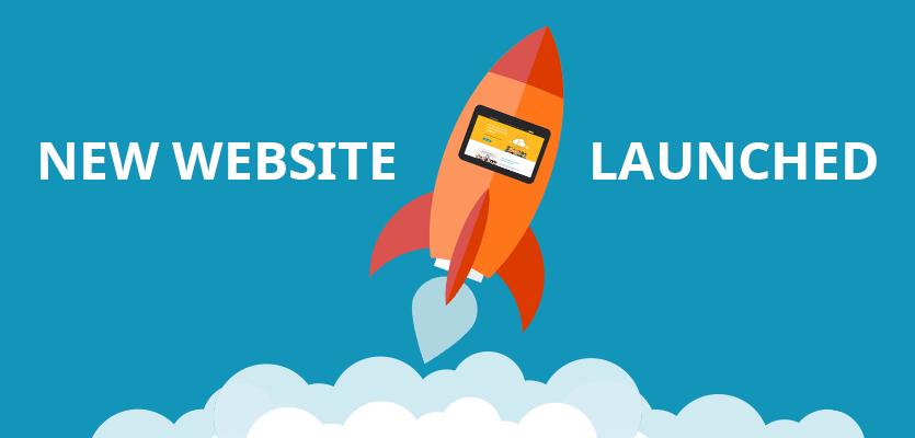 New St. Paul's Website