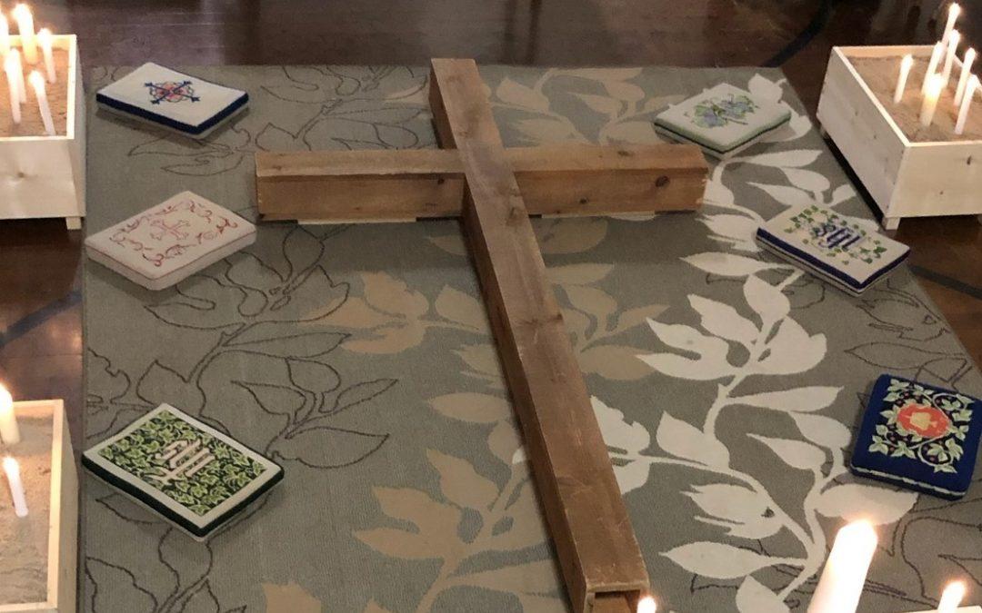 Lent Wednesday Nights: Mystics and Prayer Around the Cross