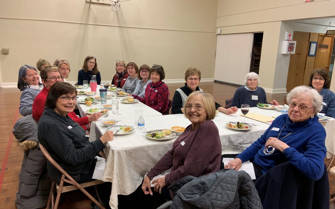 Save the Date – Dining For Women