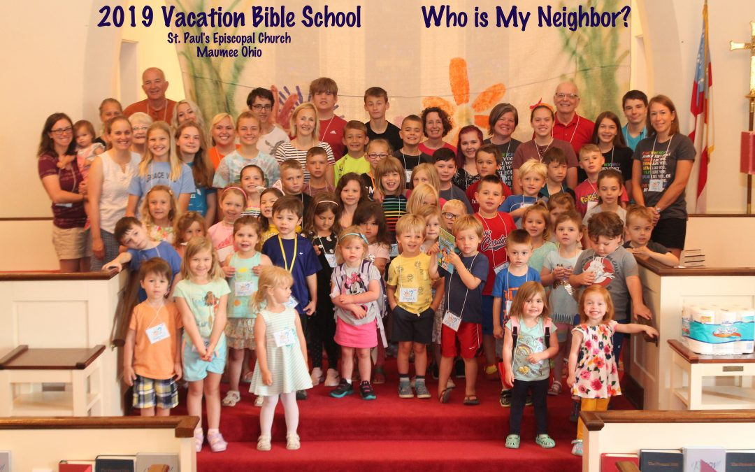Who is my neighbor? VBS