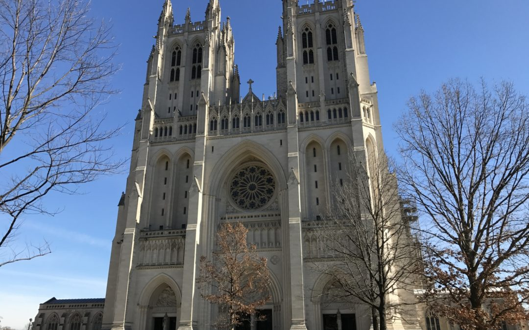 Statement from the National Cathedral