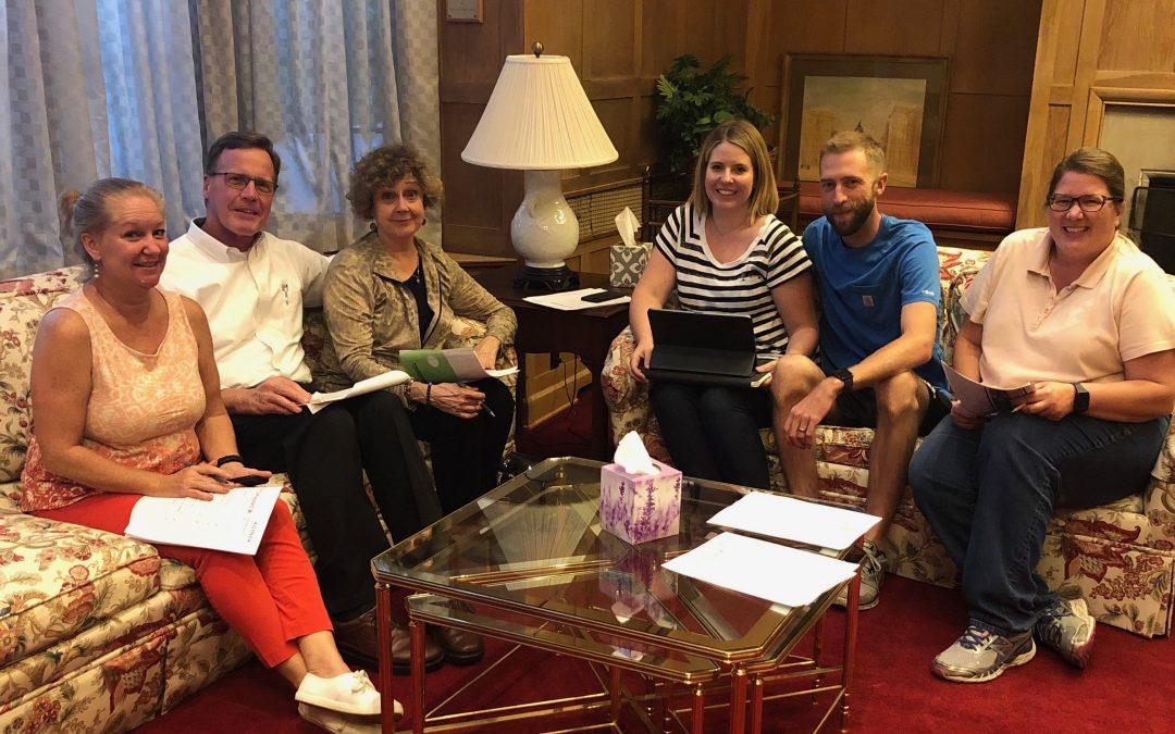 Christ Forward >> Strategic Planning Committee Progresses