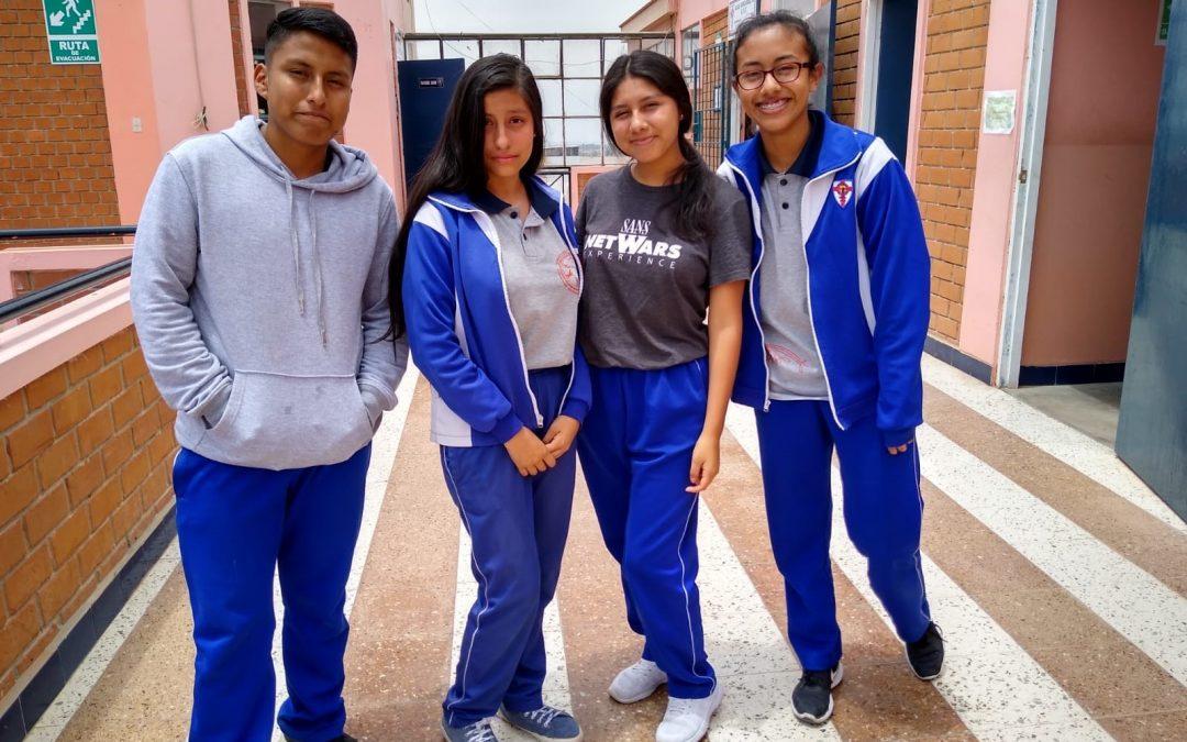 Peru Scholarship Time