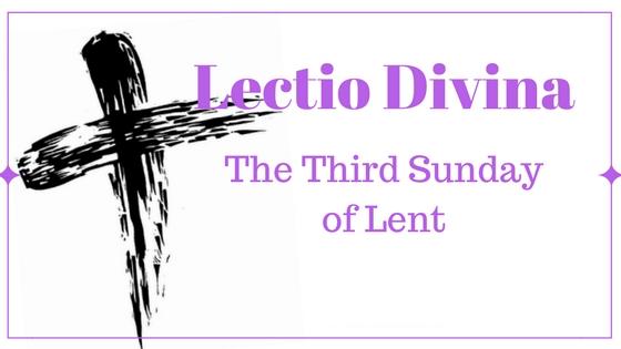 Third Sunday in Lent