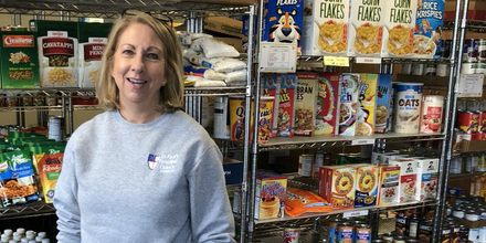Under One Roof Food Pantry on the news