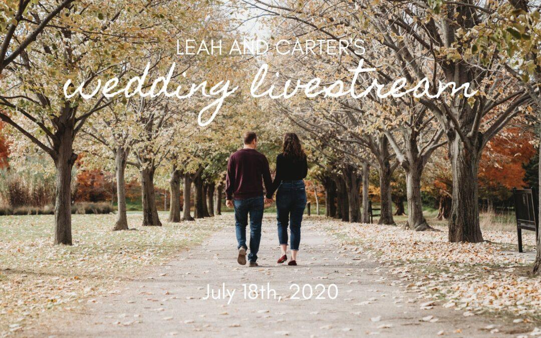 Adams Routson Wedding