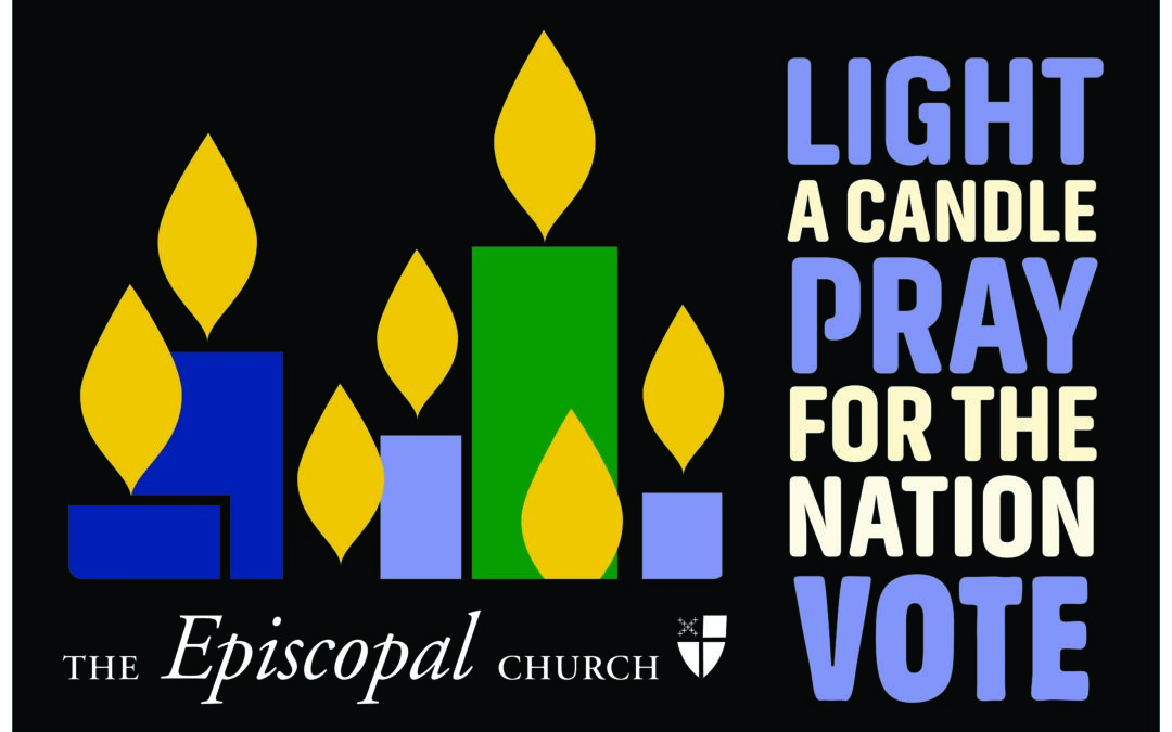 A Message from the Bishop about Voting