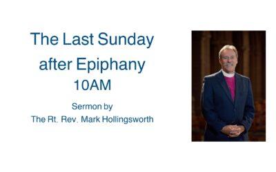 Sunday Morning – February 14
