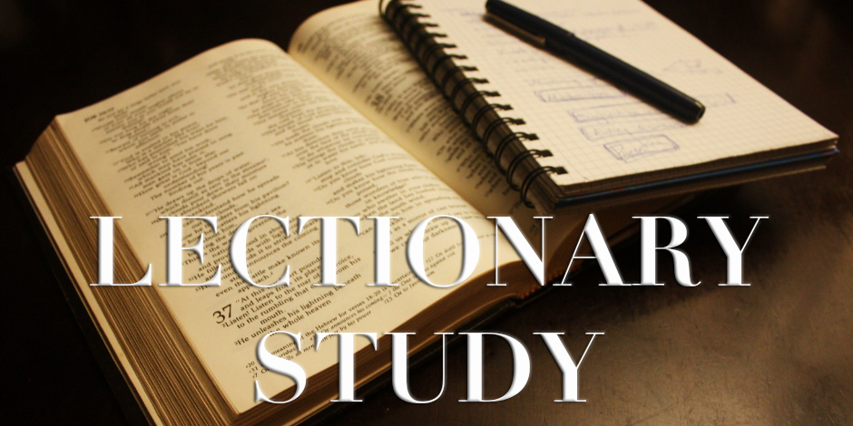 Lectionary Study