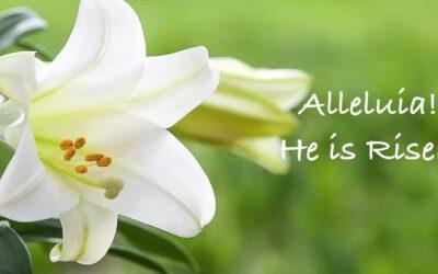 Easter Sunday – April 4
