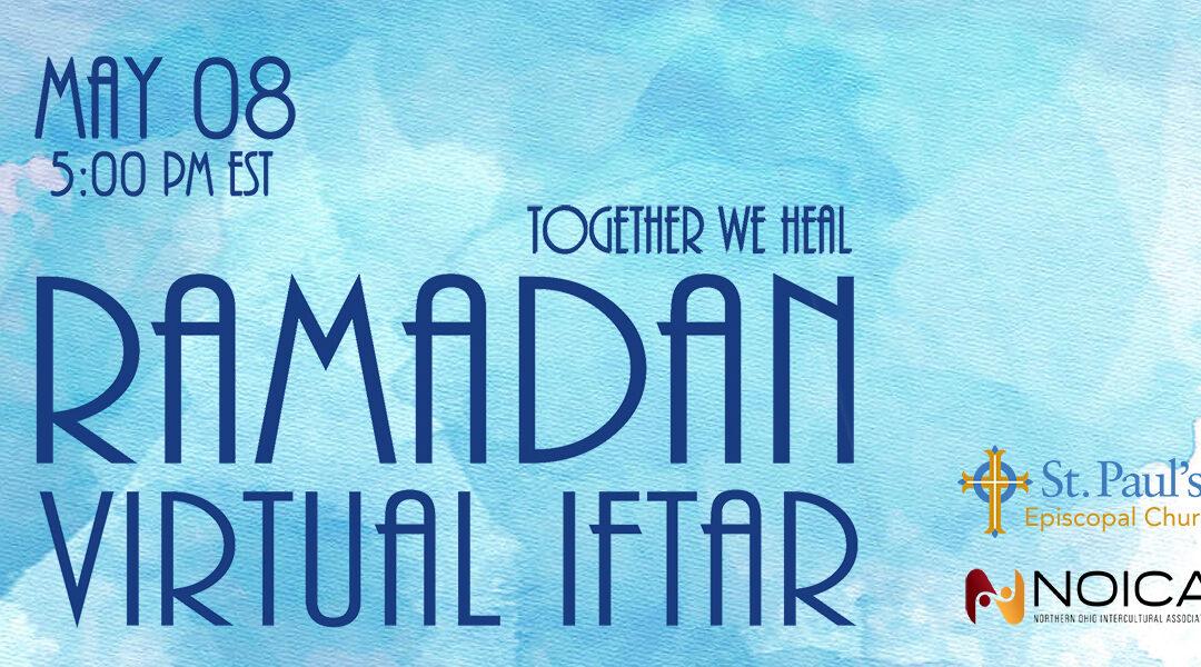 Virtual Multifaith Iftar