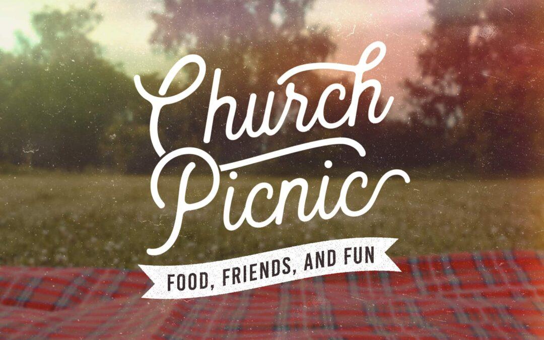 Parish Picnic – August 15