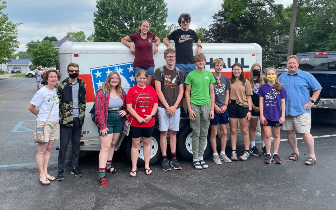2021 Youth Mission Trip